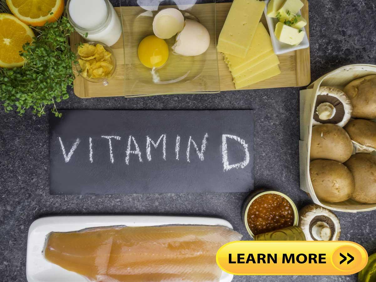 Cardio for Life has Vitamin D