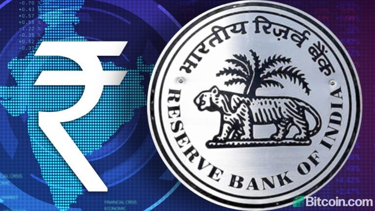 Indian Central Bank Sees Cryptocurrencies Gaining Popularity, Exploring Digital Rupee
