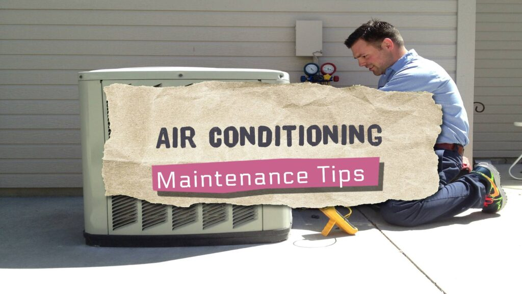 Air Conditioning Maintenance Tips From AC Maintenance Technicians-Griffin GA